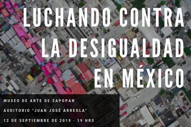 de luchando contra la desigualdad en México