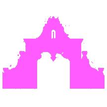ícono que representa a los arcos de Zapopan