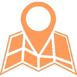 icono de un mapa