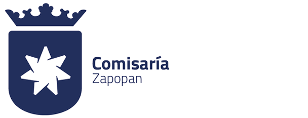 Escudo de la comisaria de zapopan