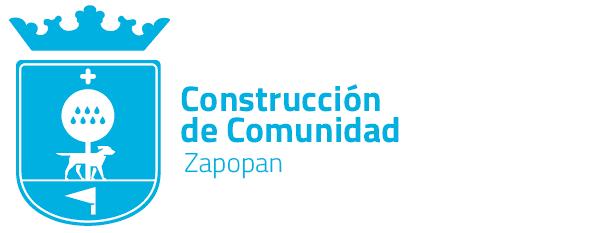 Escudo de la Coordinación de construcción de comunidad de zapopan