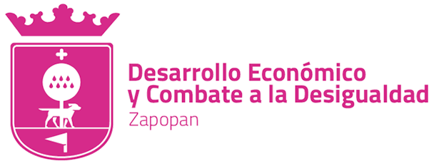 Escudo de la Coordinación de desarrollo económico y combate a la desigualdad de zapopan