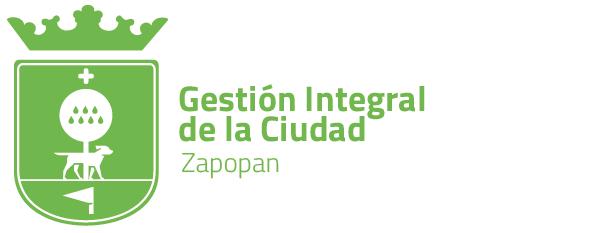 Escudo de la Coordinación de gestión integral de la ciudad de zapopan