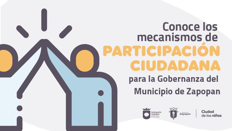 imagen representativa de los Mecanismos de participación ciudadana para la gobernanza