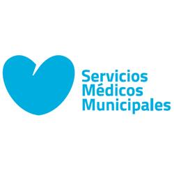 logo servicios médicos municipales