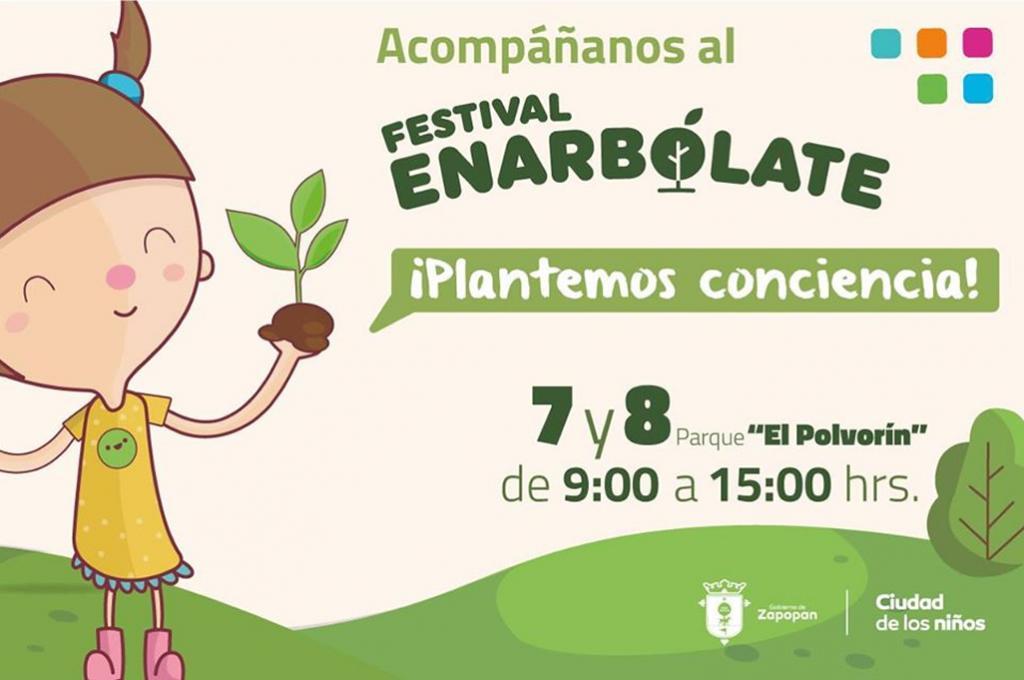 Invitación al Festival Enarbólate
