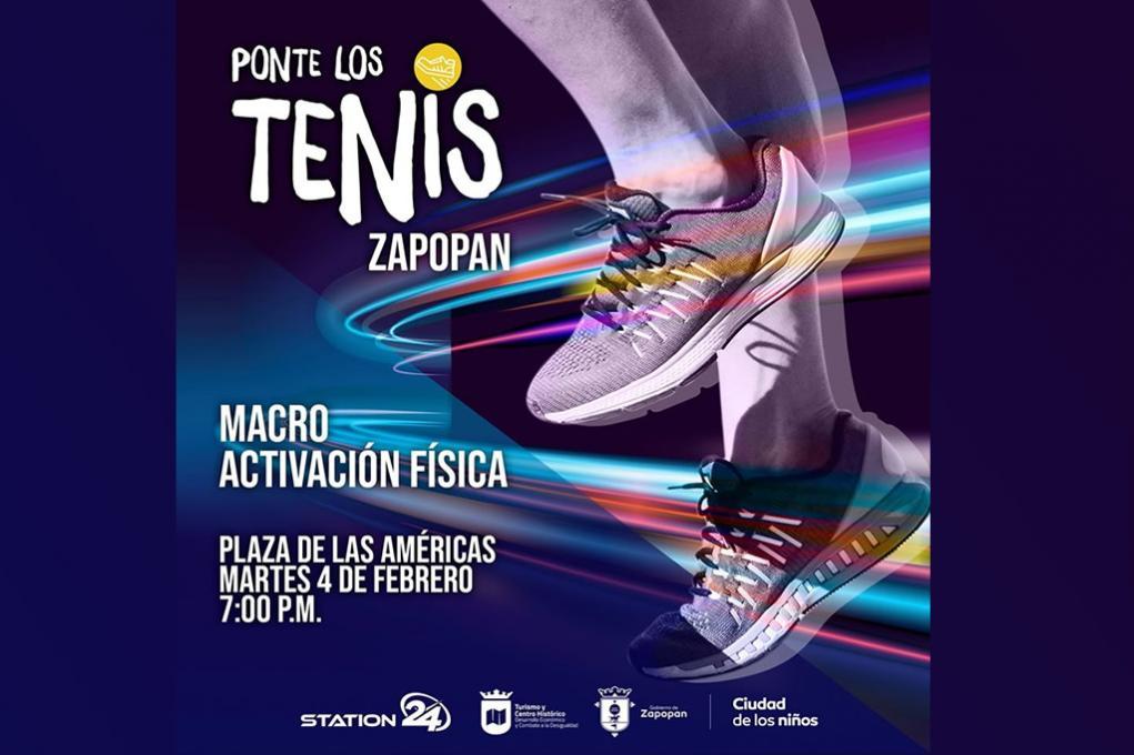 Ponte los tenis Zapopan