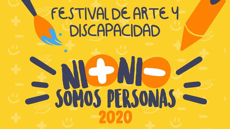 Festival de arte y discapacidad