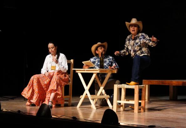 Presentan temporada de teatro en los centros Cultural Constitución y Cultural Tabachines