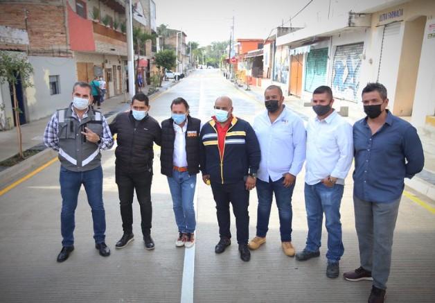 Presenta Zapopan infraestructura vial y peatonal en Balcones de la Cantera
