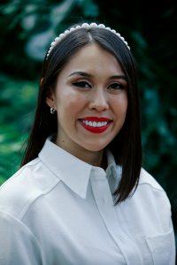 Foto de la regidora Estefania Juarez