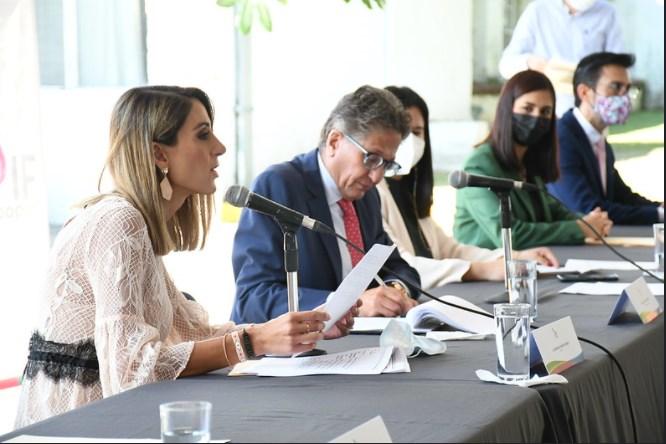 Juan José Frangie toma protesta al Patronato del Sistema DIF Zapopan