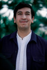 Foto del regidor José Pedro Kumamoto Aguilar